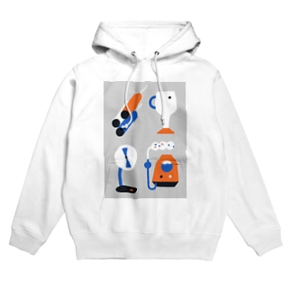 drawing 03 Hoodies
