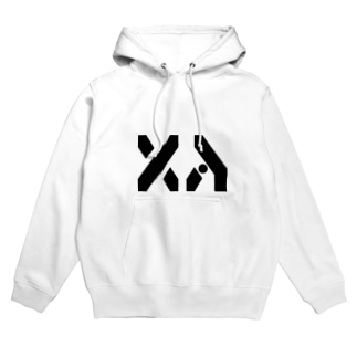 Xeno_Anarchy™ Logo Hoodies