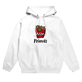 Bunny_Robber_GRPCのPOTATO FRIENDS Hoodies