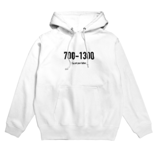 wlmのPOINTS 700-1300 Hoodies