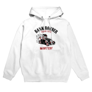Bank Robber Hoodies