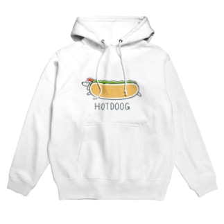 hot-doog Hoodies