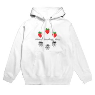苺とイチゴ Hoodies