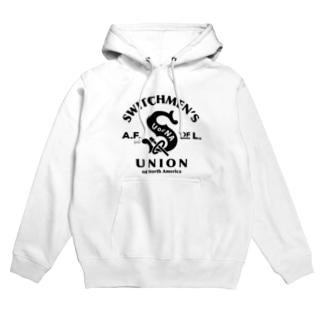 SWITCHMEN'S UNION Hoodies