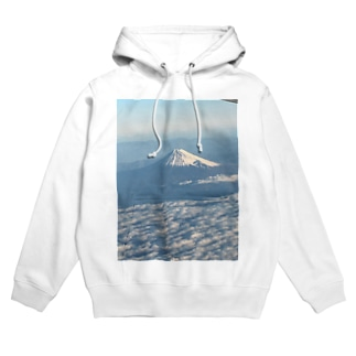 yuki_vb_0917の富士山グッズ Hoodies
