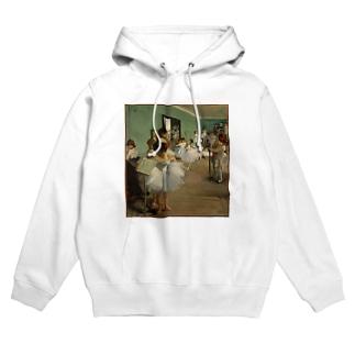 ダンス教室 / エドガー・ドガ(The Dance Class 1874) Hoodies