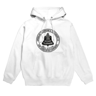 BELL SYSTEM_1900 Hoodies