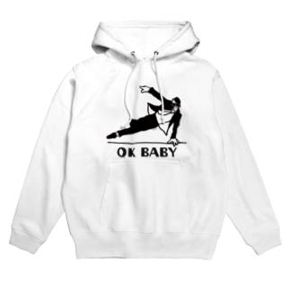 OK!BABY Hoodies