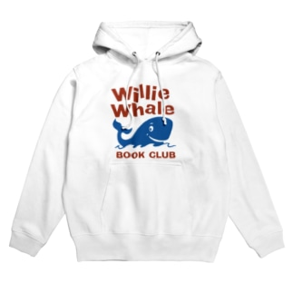 Willie Whale Hoodie