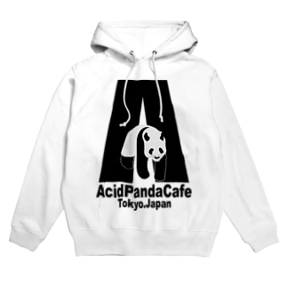 ACID PANDA CAFE Hoodies