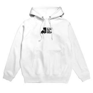 SSLOW in the DEEP公式グッズ Hoodies