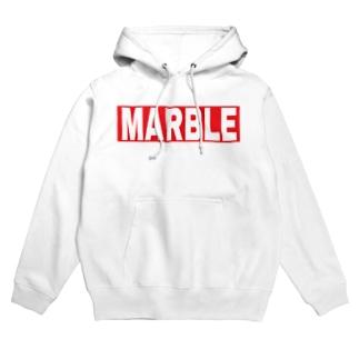 MARBLE Hoodies