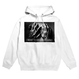 I WANT TO HOLD YOUR HAND Hoodie