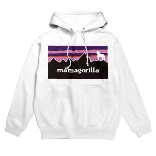 MAMAGORILLA Hoodies