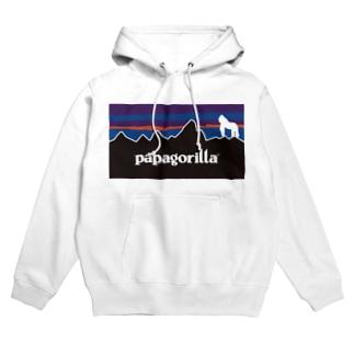 PAPAGORILLA Hoodies