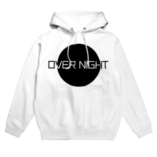 OVER NIGHT 2 Hoodies