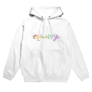 equality Hoodies