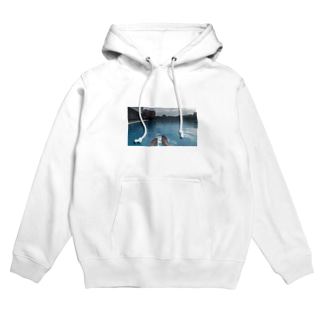 I thought I didn't have friends but  Hoodies