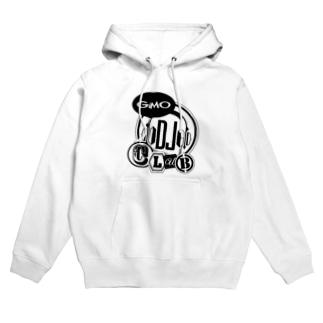 GMO DJ CLUB mono Hoodies