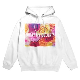 what my color Hoodies