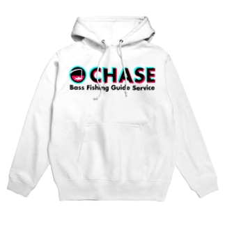 NEW!CHASEロゴ Hoodies