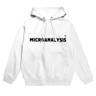 MICROANALYSIS Hoodies