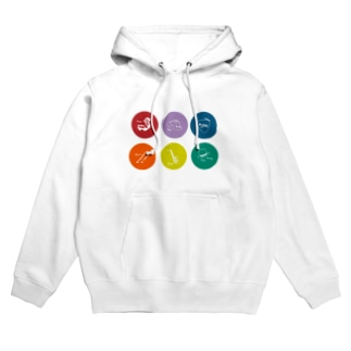 Aぇやつ with a NAME Hoodies