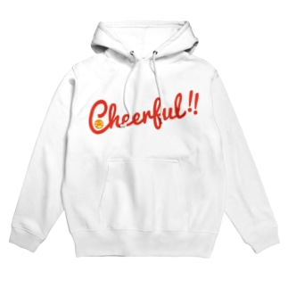 Cheerful!! Hoodies