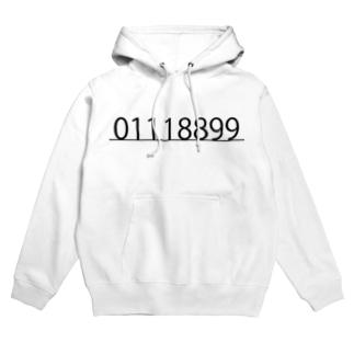 01118899-LINE Hoodies