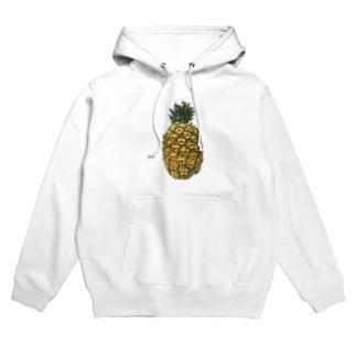 Pineapple Hoodies