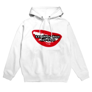420。Laughter does not stop。 Hoodies