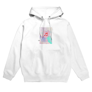 -ishのBleeding heart.3 Hoodies