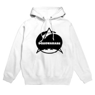 泥童団のシンボル Hoodies