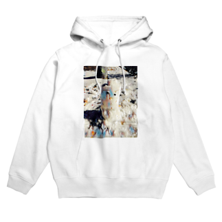 RAINMANのSNOWMAN Hoodies