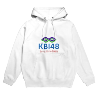 KBI48グッズ Hoodies
