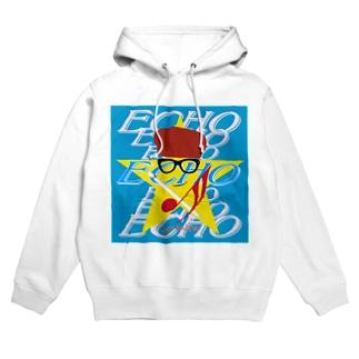ECHO  Hoodies