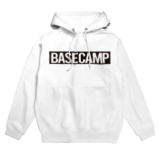 BASE-CAMPのBASE CAMP BLACK Hoodies