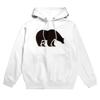 BASE-CAMPのBASE BEAR 01 Hoodies