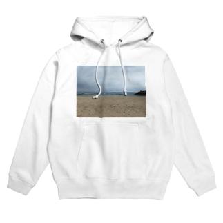 沖縄の浜辺 Hoodies