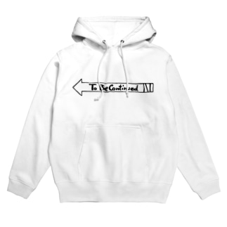 to be continued... Hoodies