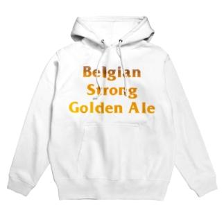 BELGIAN STRONG GOLDEN ALE Hoodies