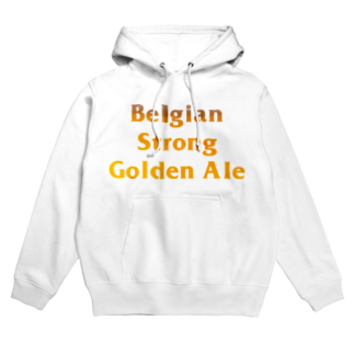 TReC  IndustrialのBELGIAN STRONG GOLDEN ALE Hoodies