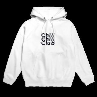Chill Chill Club ShopのChill Chill Club Hoodies