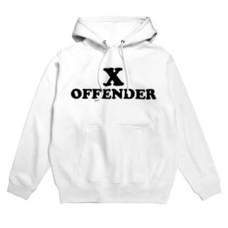 X-OFFENDER Hoodies