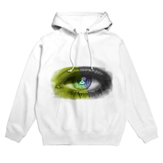 eyes Hoodies