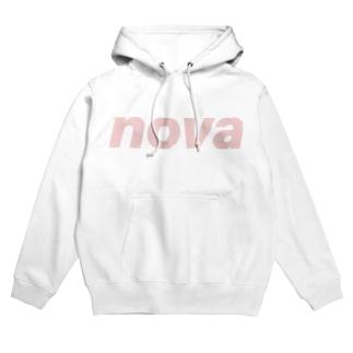 NOVA(ノヴァ) Hoodies