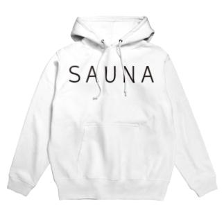 SAUNA-3 Hoodies