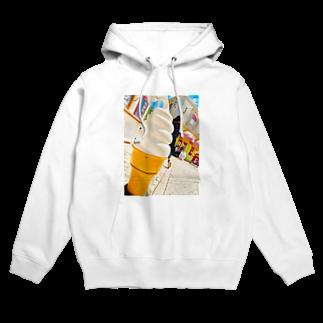 EMIRIのアイスクリーム Hoodies