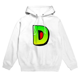 DJ KATO LINE Hoodies