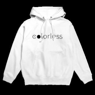 今日から皆karatoのcolorlessロゴパーカー(黒ロゴ)  Hoodies